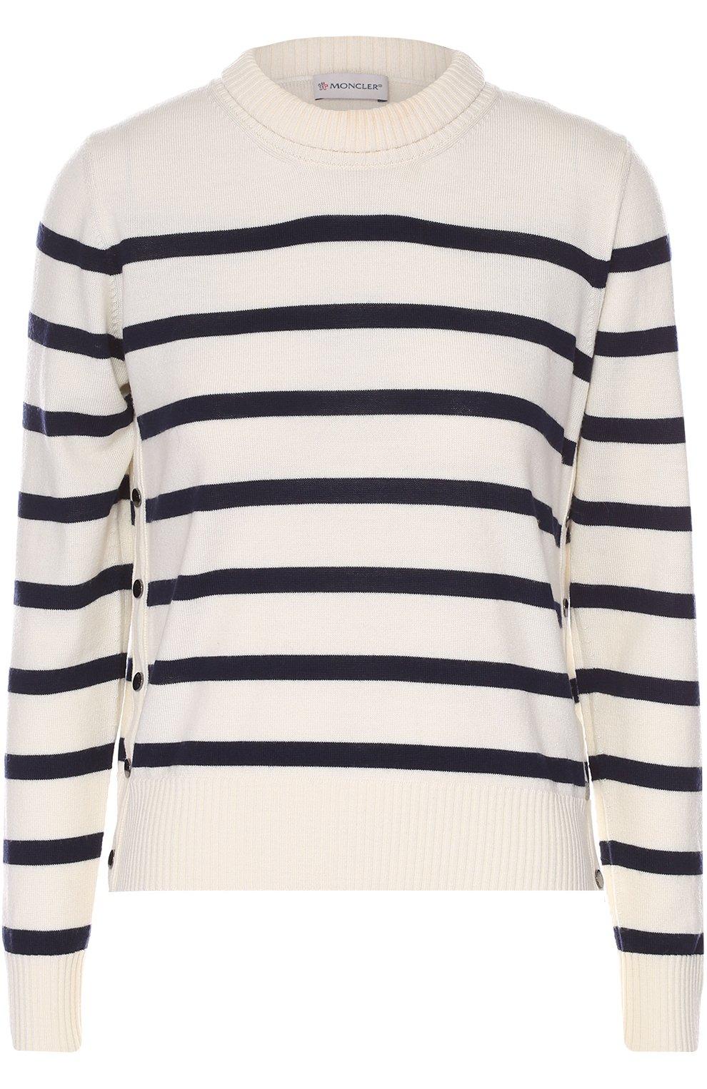 Пуловер с удлиненной спинкой с доставкой