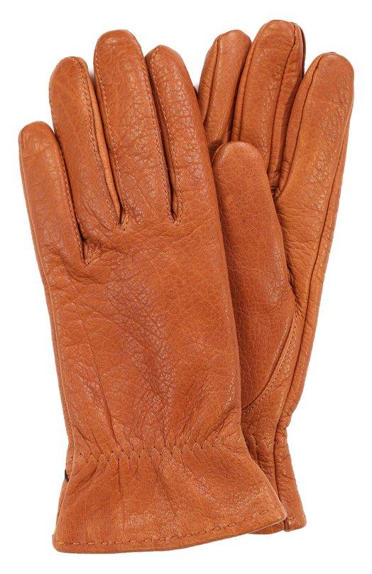 Кожаные перчатки RoecklПерчатки<br><br><br>Российский размер RU: 6<br>Пол: Женский<br>Возраст: Детский<br>Размер производителя vendor: 6<br>Материал: Кожа натуральная: 100%;<br>Цвет: Коричневый