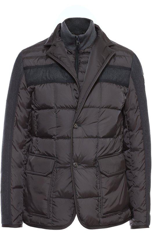 Пуховая куртка Ardenne с воротником-стойкой Moncler B2-091-30971-85-53227