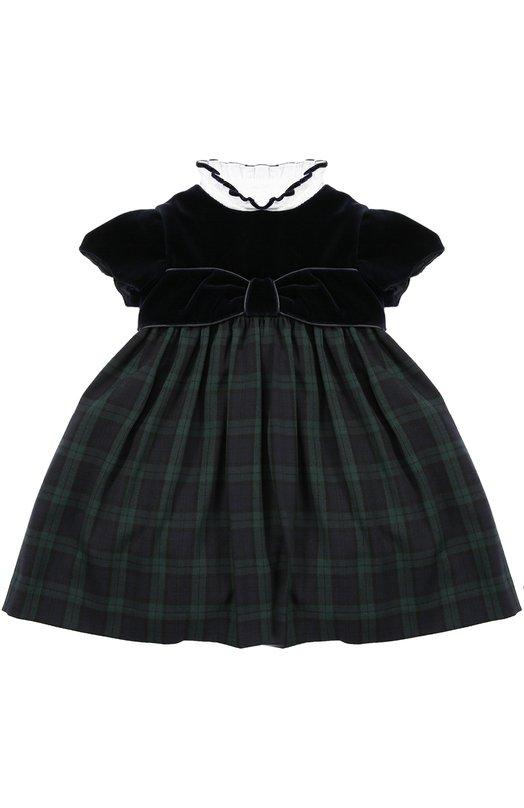 Платье со съемным воротником Caf 201+27-SP/1A-5A