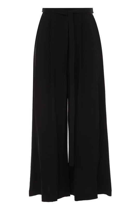 Укороченные широкие брюки с поясом Proenza Schouler R163624-AY011M