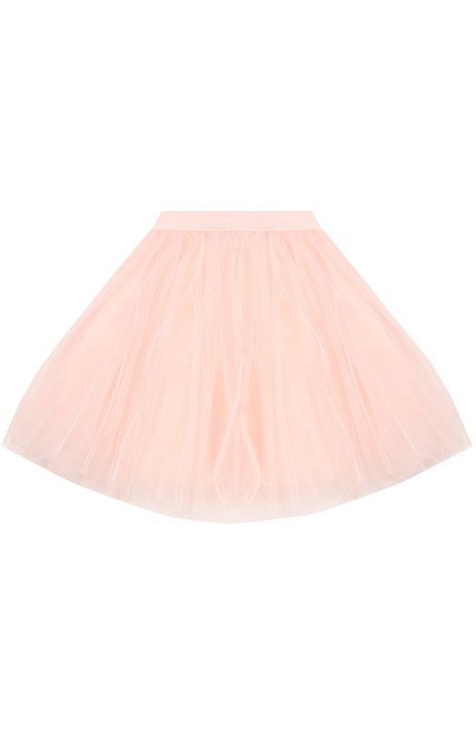 Пышная многослойная юбка Monnalisa 198701/8040/2-8