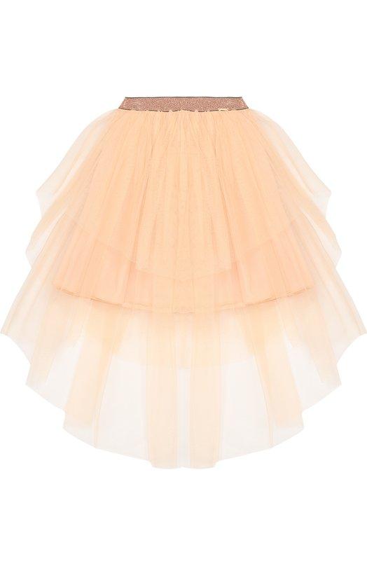 Пышная многослойная юбка Jean Paul Gaultier 5I27064/8-12A+