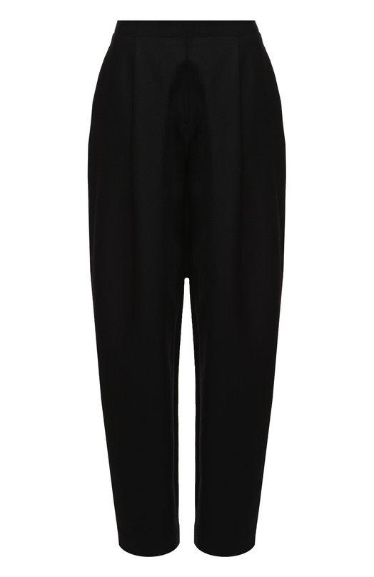 Шерстяные брюки с защипами Acne Studios 10J164