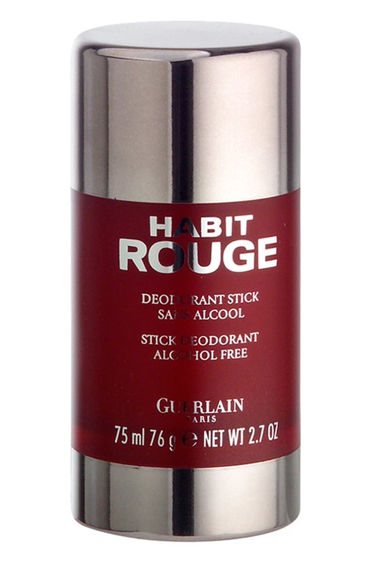 Дезодорнт-стик Habit Rouge Guerlain 023549