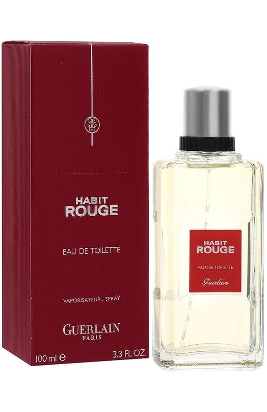 Туалетная вода Habit Rouge Guerlain 023553
