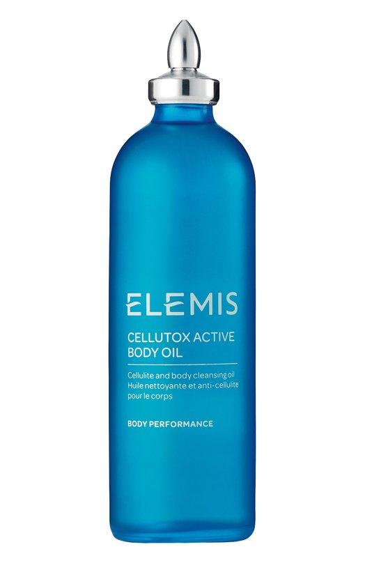 Антицеллюлитное детокс-масло для тела Elemis 50876