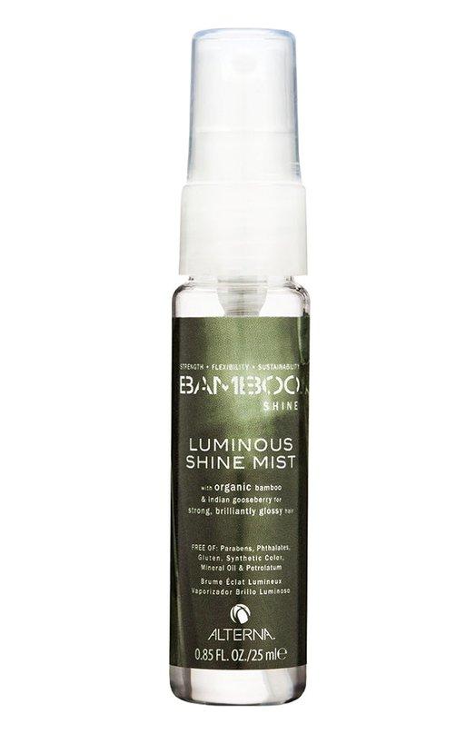 Спрей для сияния и блеска волос Bamboo Shine Luminous Shine Mist Alterna 873509015376