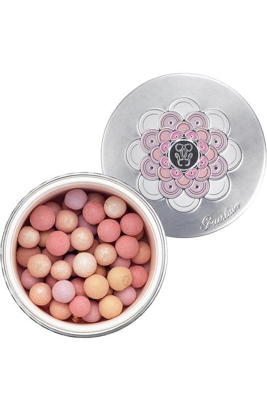 Купить Пудра для лица в шариках Meteorites Perles, оттенок 03 Guerlain, G041666, Франция, Бесцветный
