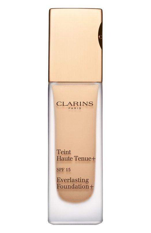 Устойчивый тональный крем Teint Haute Tenue+ Clarins 04071110