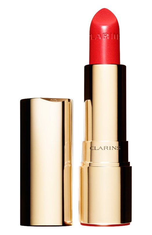 Помада-блеск Joli Rouge Brillant, оттенок 24 Clarins 80005137