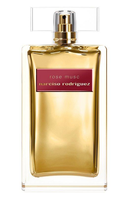 Купить Парфюмерная вода Rose Musc Narciso Rodriguez, 881215BP, Франция, Бесцветный