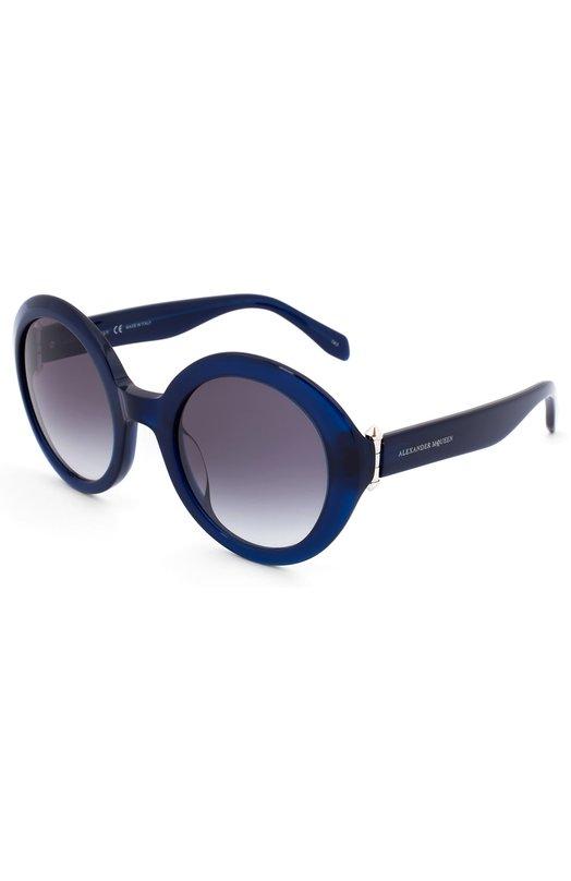 Купить Солнцезащитные очки Alexander McQueen Италия 00010693 0002 003