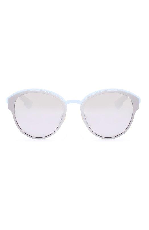 Солнцезащитные очки DiorОчки<br><br><br>Пол: Женский<br>Возраст: Взрослый<br>Размер производителя vendor: NS<br>Цвет: Светло-серый