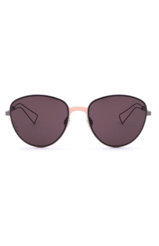 Солнцезащитные очки DiorОчки<br><br><br>Пол: Женский<br>Возраст: Взрослый<br>Размер производителя vendor: NS<br>Цвет: Темно-серый