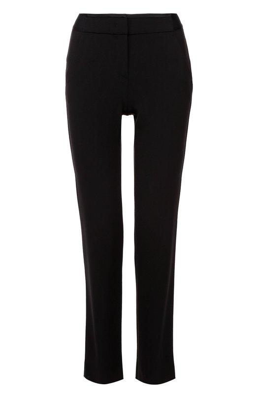 Укороченные расклешенные брюки с завышенной талией Armani Collezioni UMP19T/UM008