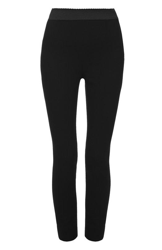 Укороченные брюки-скинни с широким поясом Dolce & Gabbana 0102/FTANET/FUBD2