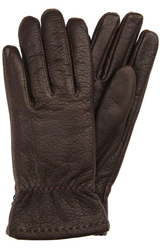 Кожаные перчатки Roeckl 13013-932-790