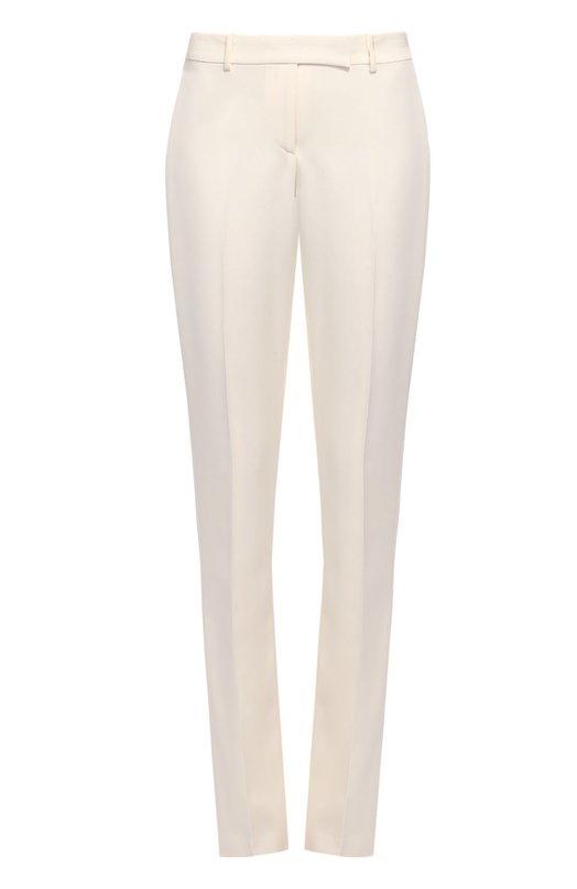 Шерстяные брюки прямого кроя со стрелками Ralph Lauren 914/IHG33/FHG33