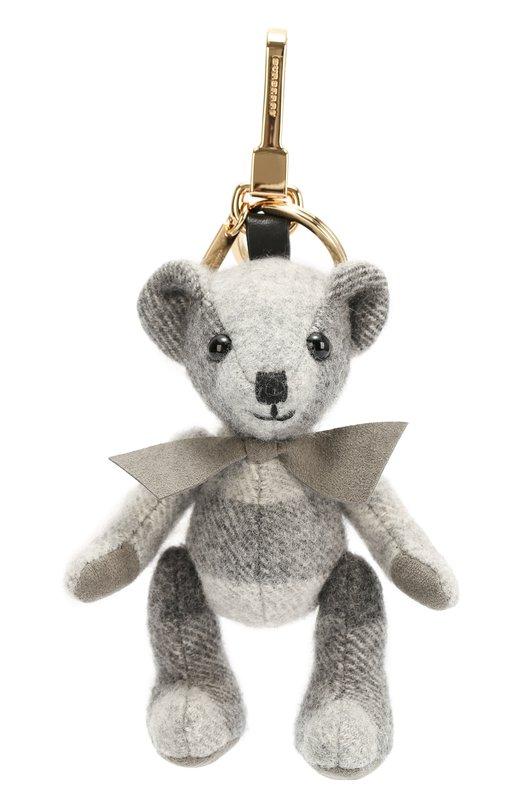 Брелок Thomas Bear из кашемира в клетку Burberry 3997635