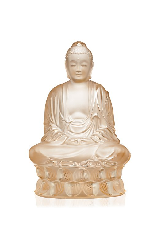 Статуэтка Buddha small Lalique 10572100