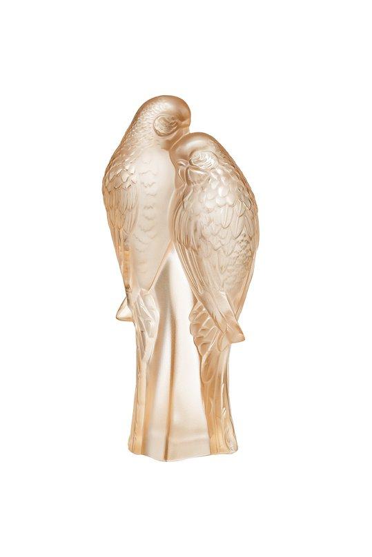 Статуэтка 2 Parakeets Lalique 10571700