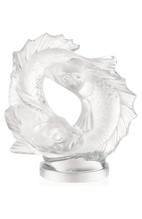 Статуэтка Double Fish medium Lalique #color# | Фото №1