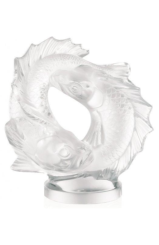Статуэтка Double Fish medium Lalique 10571800