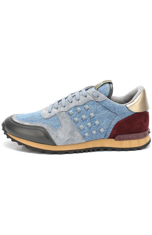 Комбинированные кроссовки Rockrunner Valentino LY2S0748/TWD