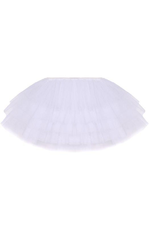 Многоярусная пышная юбка Deha T07050