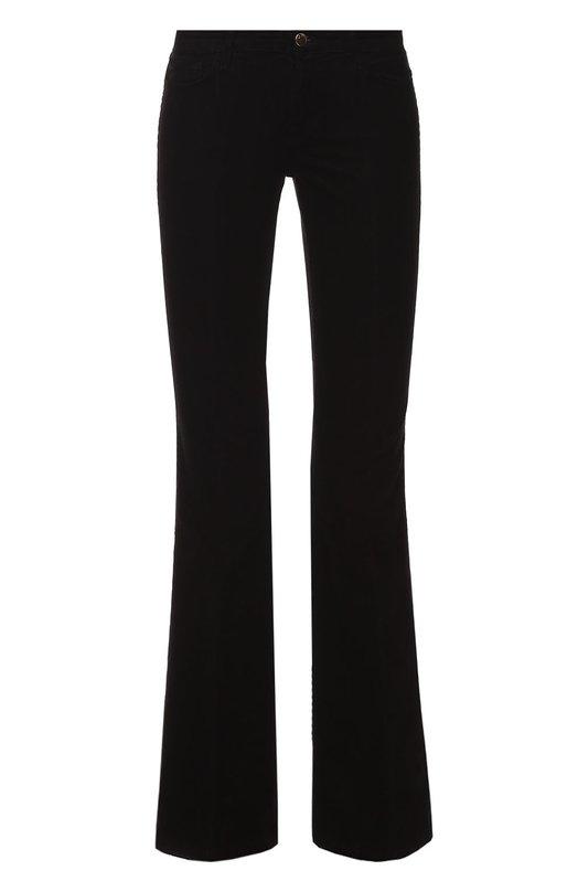 Укороченные расклешенные джинсы из вельвета J Brand JB000132/J30902