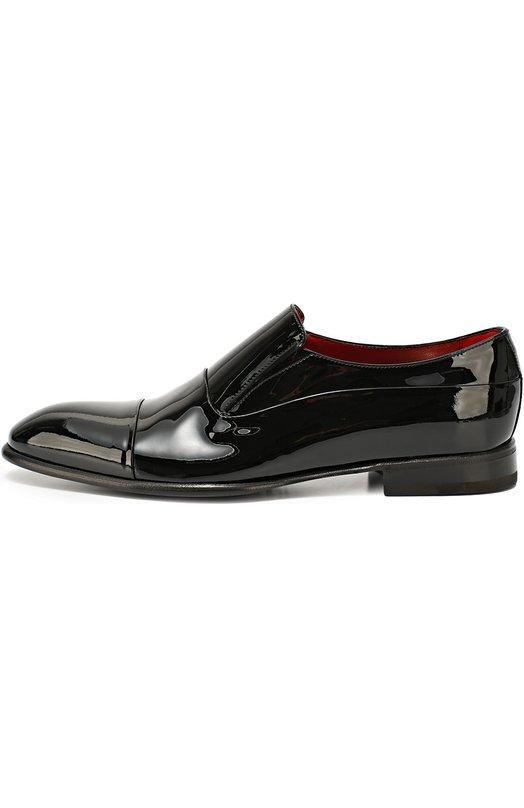 Классические туфли из лаковой кожи Barrett