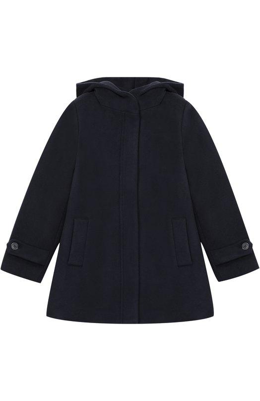 Пальто с капюшоном Dal Lago R056S/7747/7-12