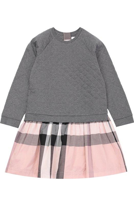 Платье джерси Burberry 4030885