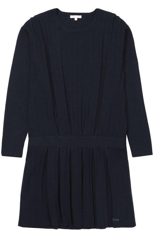 Платье джерси со складками Chloe C12580/6A-12A