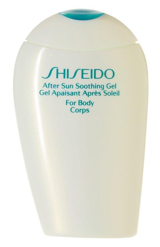 Успокаивающий гель для тела после пребывания на солнце Shiseido 12556SH