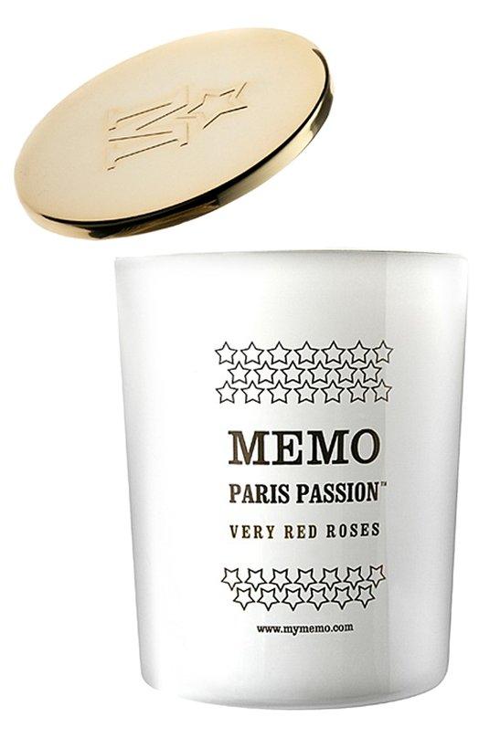 Парфюмированная свеча Paris Passion Memo BG180PP