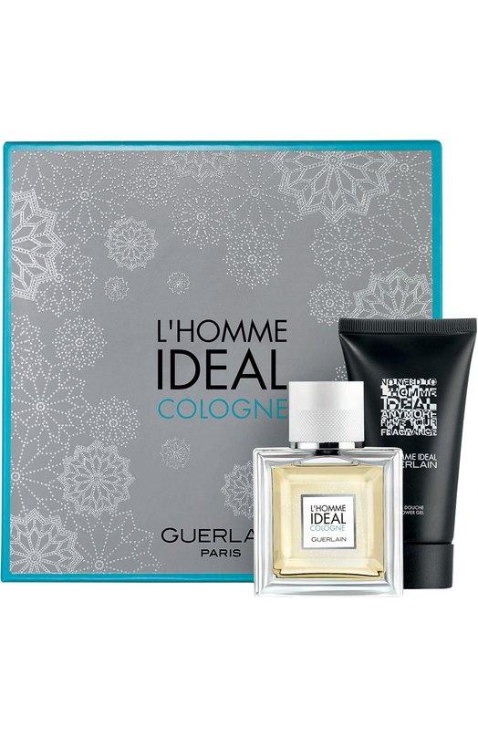 Набор L'Homme Ideal Cologne: Туалетная вода + Гель для душа Guerlain G030331