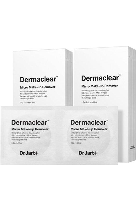 Купить Средство для снятия макияжа с глаз и губ Dr.Jart+, 8809380648985, Южная Корея, Бесцветный