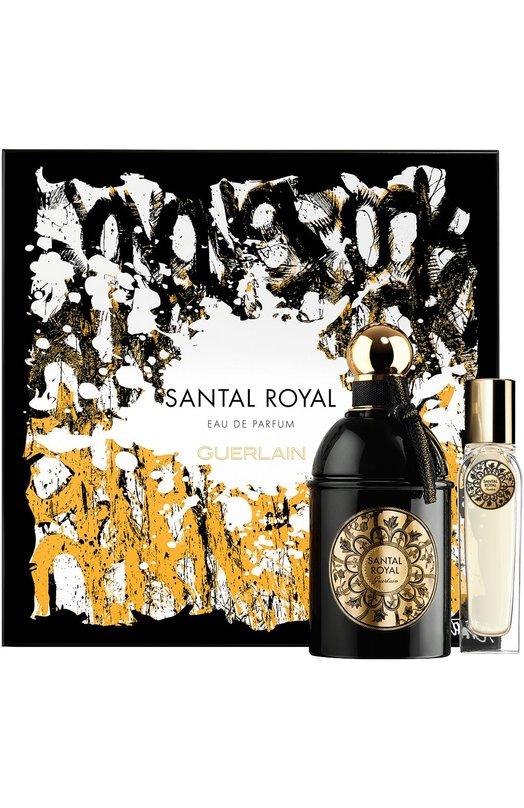 Набор Santal Royal: Парфюмерная вода + Спрей для сумочки Guerlain G013215