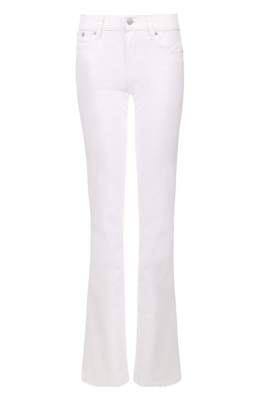 Расклешенные джинсы с карманами Polo Ralph Lauren Polo Ralph Lauren