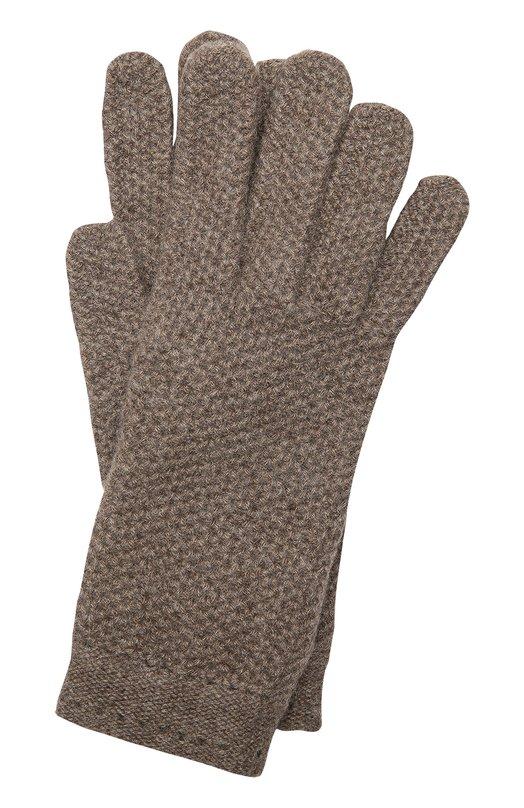 Купить Вязаные перчатки из кашемира Inverni Италия 4246877 2576GU