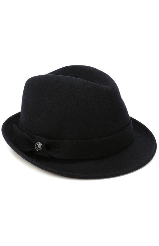 Шляпа из шерсти Armani Collezioni 697258/6A500