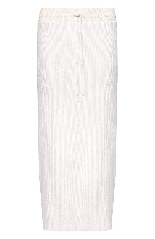 Юбка фактурной вязки с эластичным поясом DKNY N468034CG