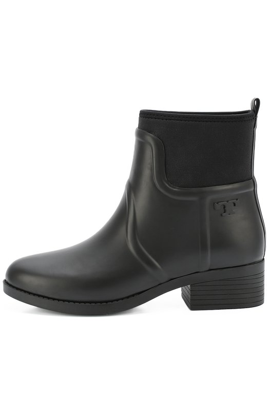 Резиновые сапоги на низком каблуке Tory Burch 31183