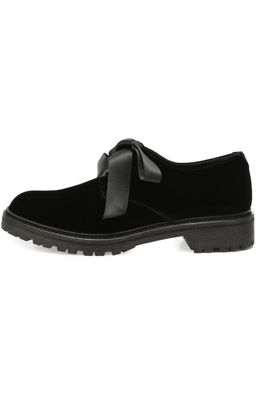 Текстильные ботинки Army на лентах Saint Laurent 439401/GJA00