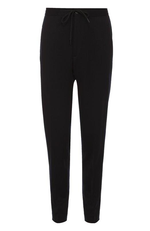 Купить Шерстяные брюки прямого кроя Z Zegna, 8ZF2017F1QC2, Мексика, Темно-синий, Подкладка-ацетат: 60%; Подкладка-вискоза: 40%; Шерсть: 100%;