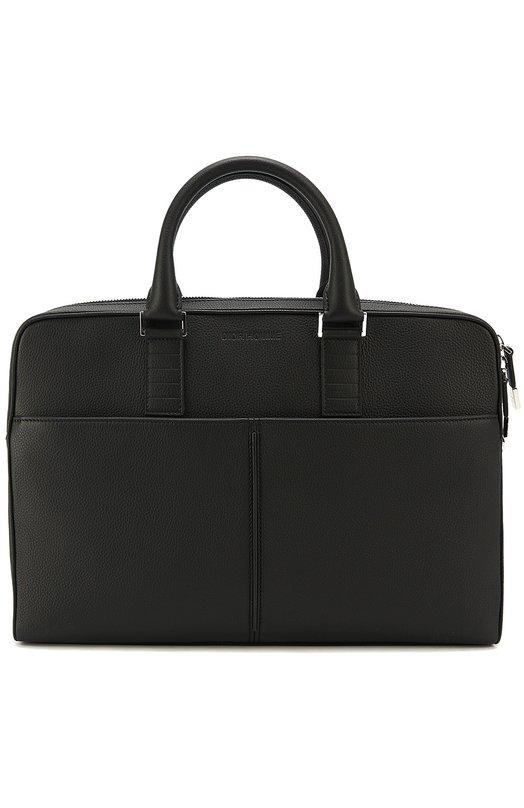 Кожаная сумка для ноутбука с плечевым ремнем Dior 1DSBR037TAB