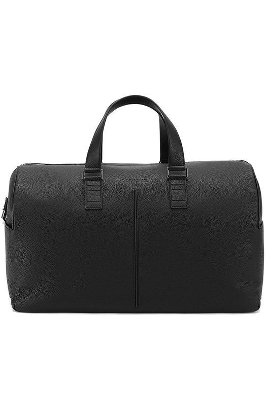 Кожаная дорожная сумка с плечевым ремнем Dior 1DSDU041TAB