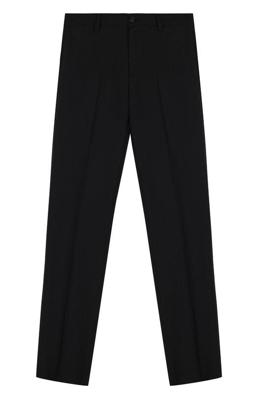 Шерстяные брюки прямого кроя Dal Lago N202/1011/XS-L